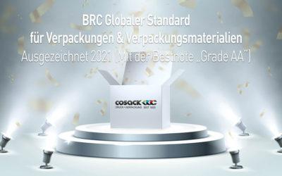 Zertifizierung nach BRC GS
